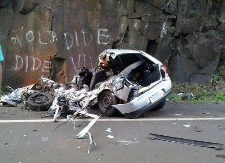 b3021f4fc5da Coluna de Geral - Jovem morre em acidente na BR 392 em Cerro Largo ...